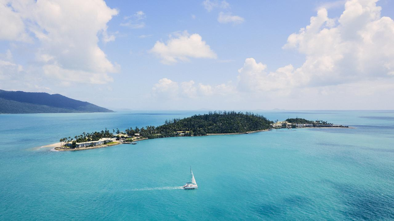 Sneak peek of the new revamped Daydream Island
