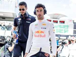 Boss bites back at 'unfair' Ricciardo complaints