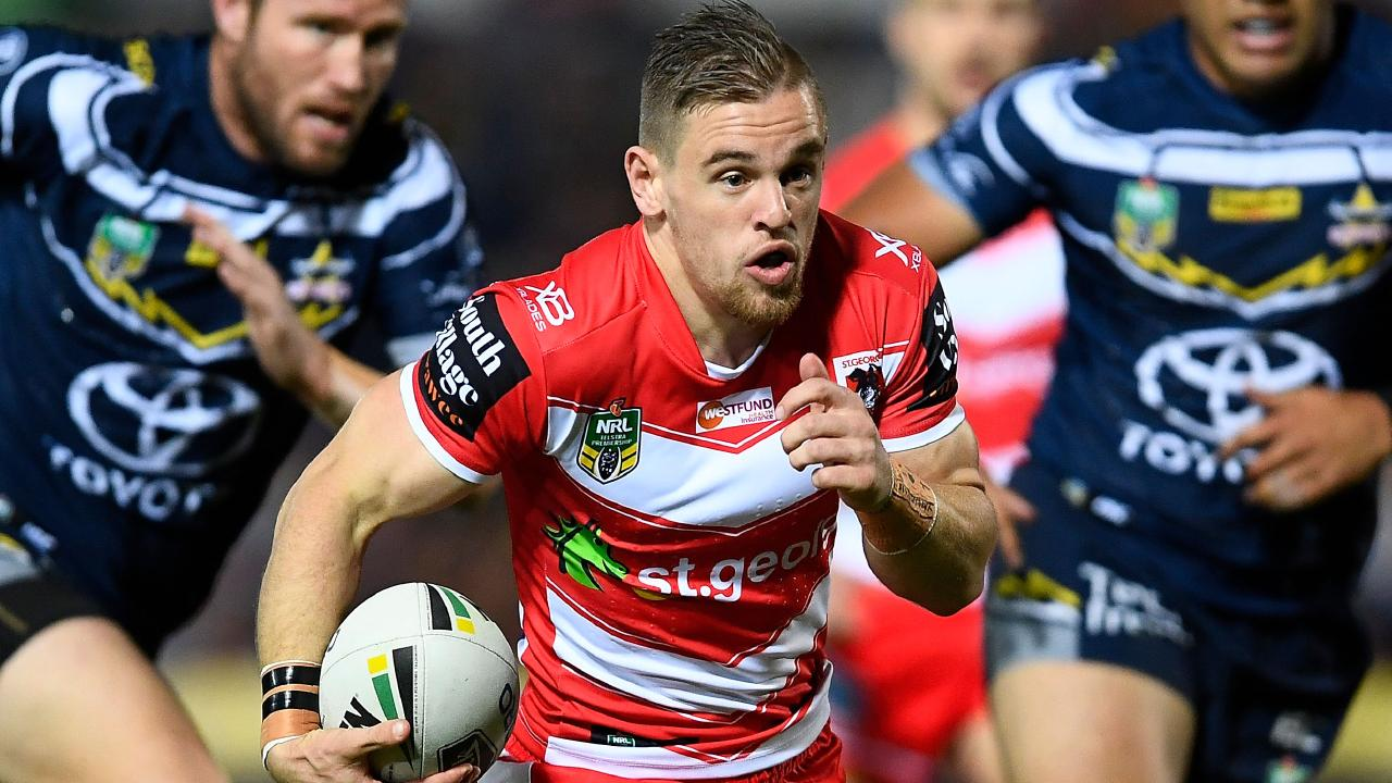 The Dragons want to put give Dufty some serious competition. (Ian Hitchcock/Getty Images)
