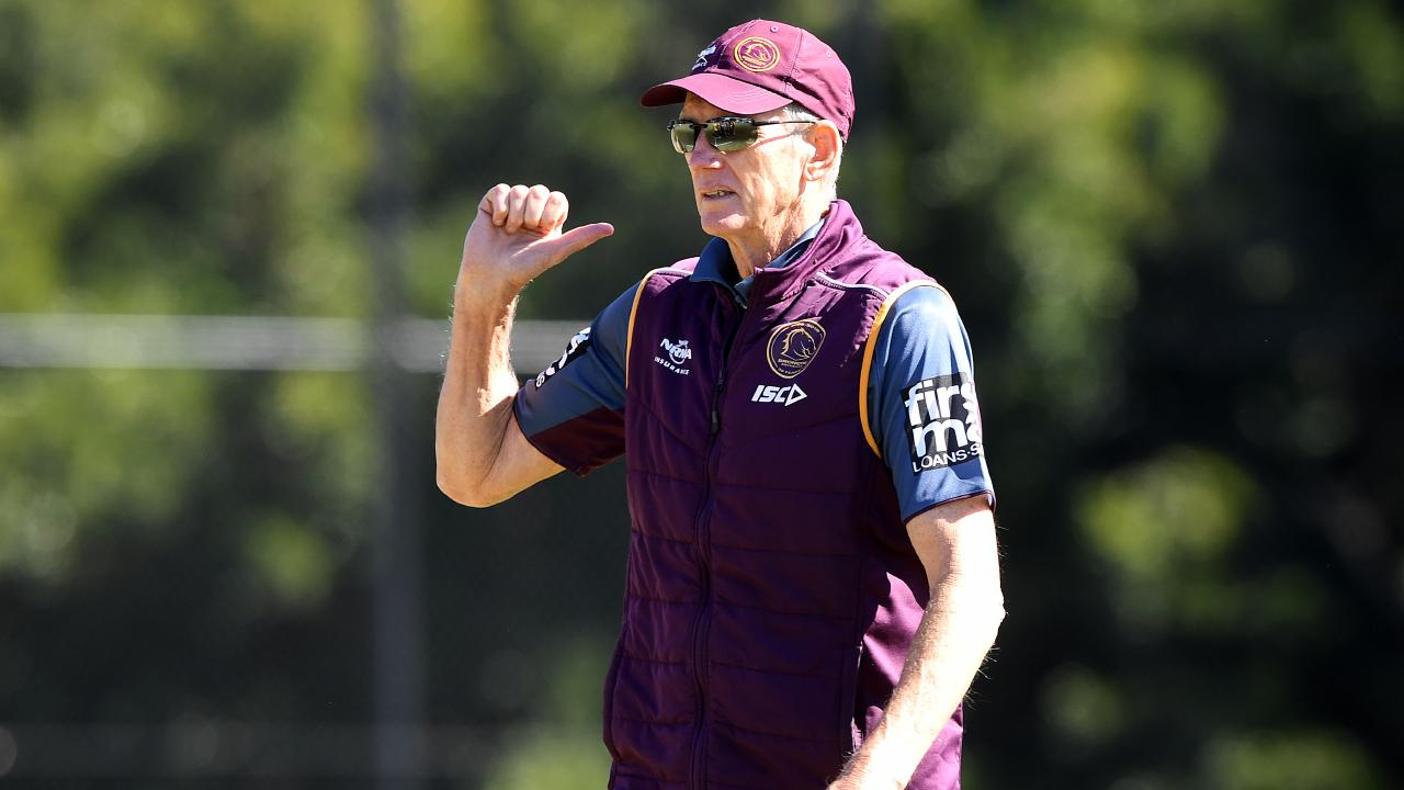 Wendell Sailor thinks Wayne Bennett should swap with Anthony Seibold immediately.