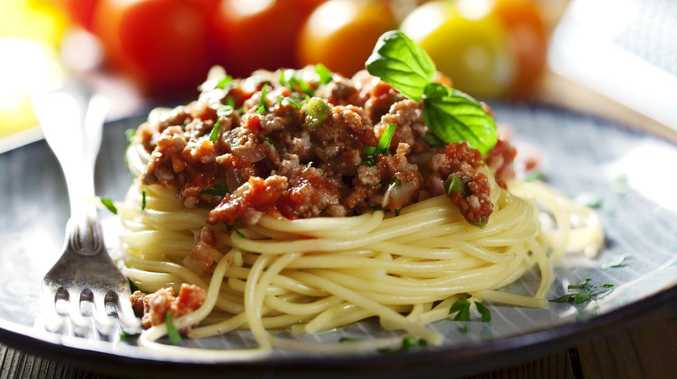 Do not order spaghetti bolognese in Italy. Picture: Supplied
