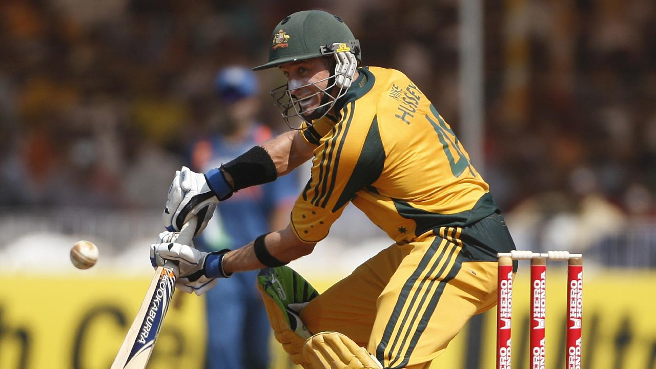 Hussey offers great insight into the problems facing the ODI team.