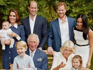 Birthday snaps show new side of Charles