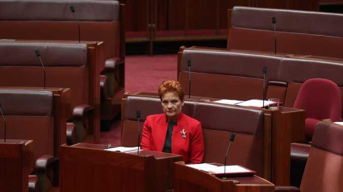 "Queensland Labor Senator Murray Watt says the GST plan is ""Senator Hanson's greatest sell out yet""."