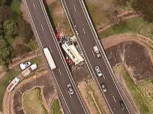Truck driver killed in horror crash that went undiscovered