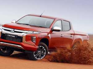 FIRST DRIVE: Mitsubishi's new tough Triton ute