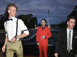 Wilsonton State High School formal 2018