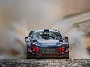 World Rally Championships - Shakedown