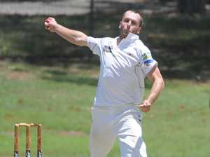 Lennox Head fast bowler Terry Murphy will come up