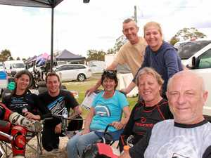 GALLERY: Motorbikes, mates and magic at Morgan Park
