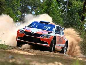 Final testing ahead of Rally Australia