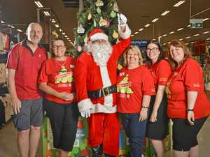 Kmart Wishing Tree to spread cheer to battlers