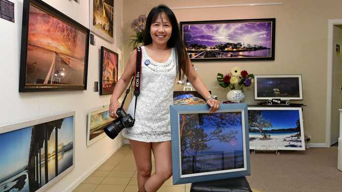 LOCAL FOCUS: Ellen Foulds from Elfotography is proud to call Hervey Bay her home.