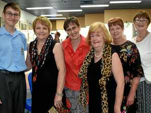 Colourful characters celebrate CQ beauty