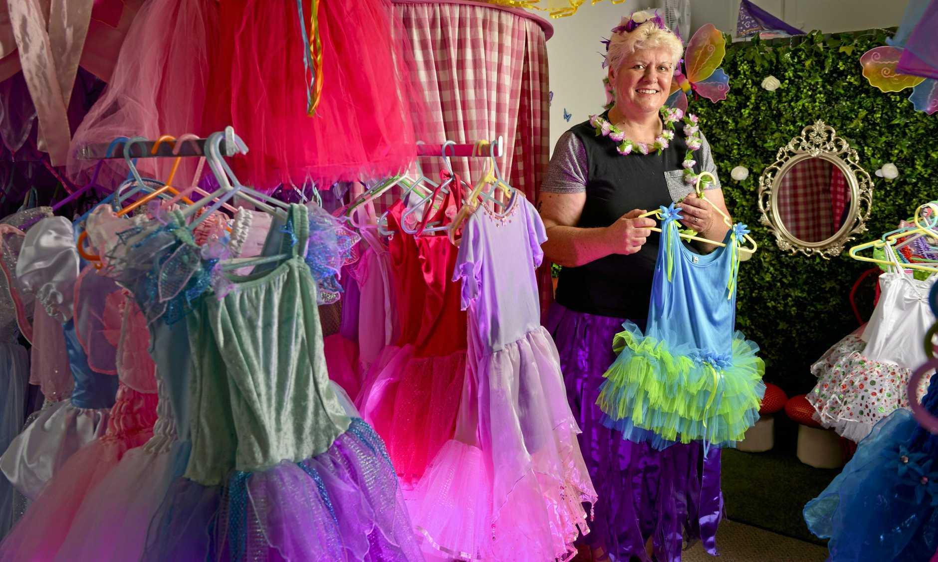 Owner of The Fairy Shack, Jill Severinsen.