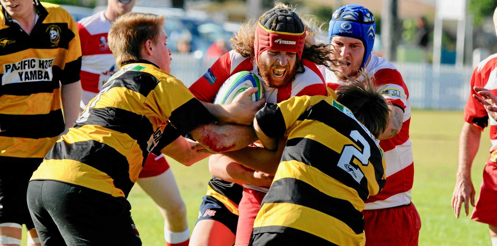 BACK ON THE CARDS: A return to the Far North Coast by the Grafton Redmen could see two old foes clash in the President's Cup next season.