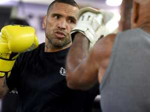 How dances with emus prepared Mundine