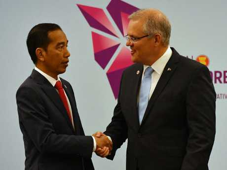 The dispute over the decision is delaying a new trade deal with Indonesia, worth $16.5 billion. Picture: AAP