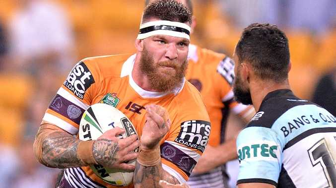 Josh McGuire is set to leave the Broncos for the Cowboys. Picture: Getty
