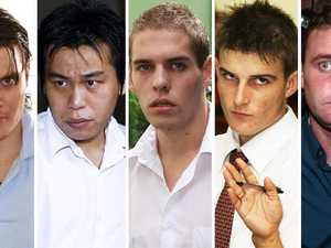 Grim fate: Five Bali 9 men to die in jail