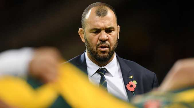 Rugby Australia boss Raelene Castle has confirmed her support for Michael Cheika. Picture: Dan Mullan/Getty