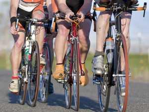 The myth around cyclists riding single file
