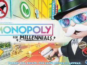 Hasbro releases new Monopoly For Millennials