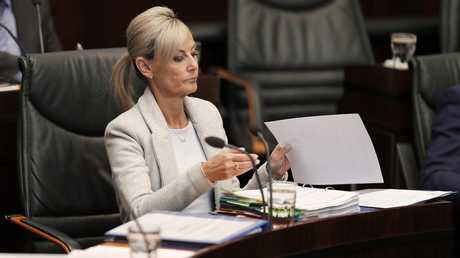 Tasmania's Attorney-General Elise Archer has pledged to review the law. Picture: Richard Jupe