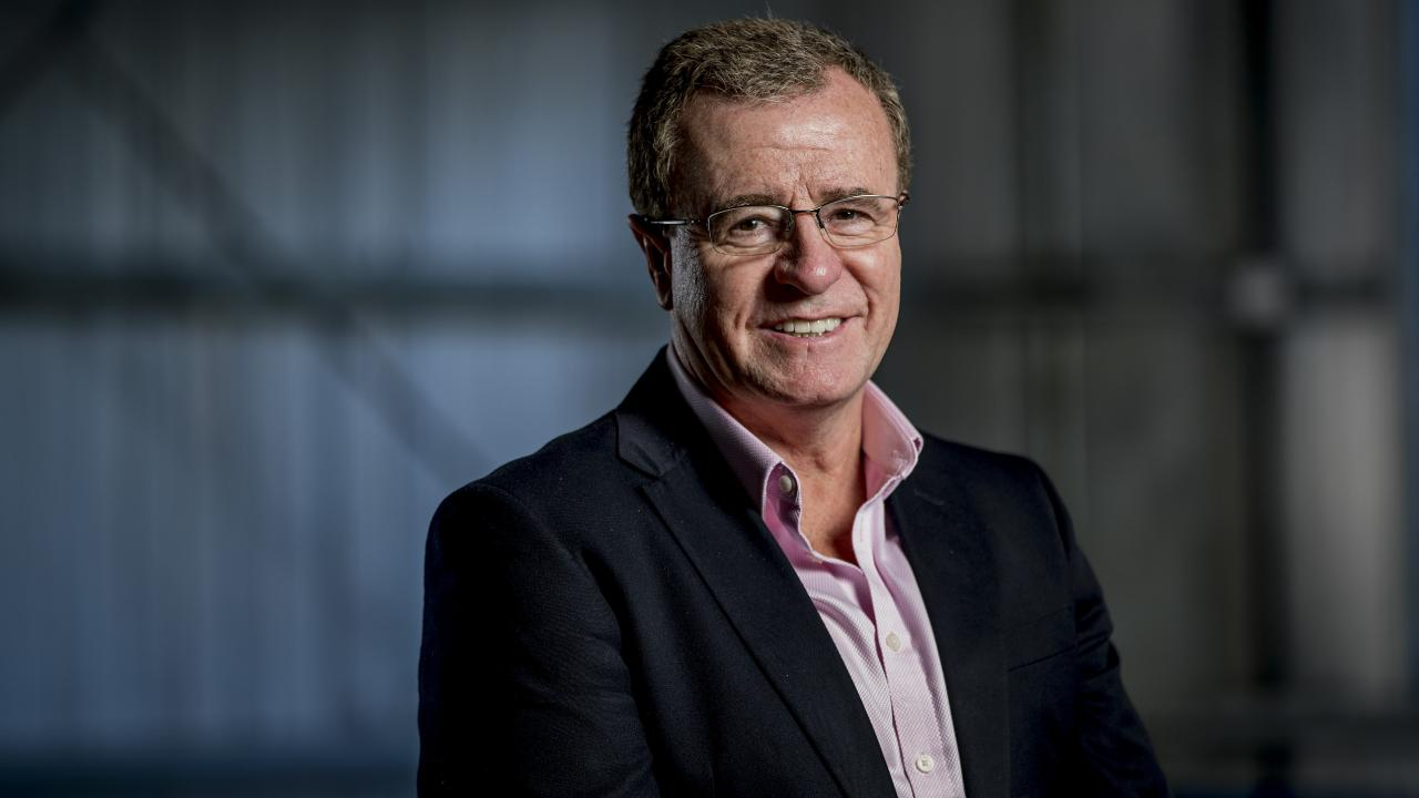 Graham Annesley faces a tough task looking after the NRL referees.