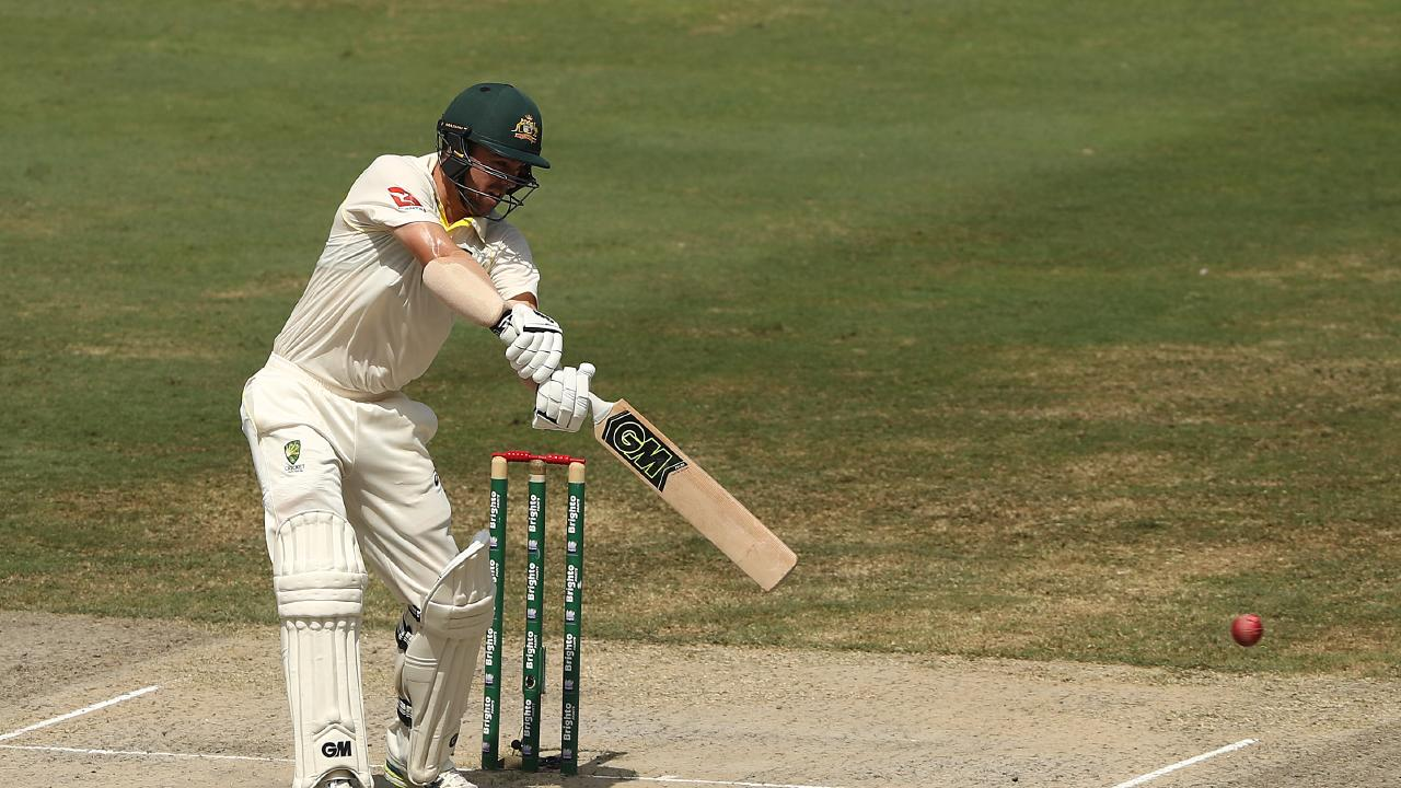 Travis Head made his Test debut in the recent losing series against Pakistan. Picture: Getty