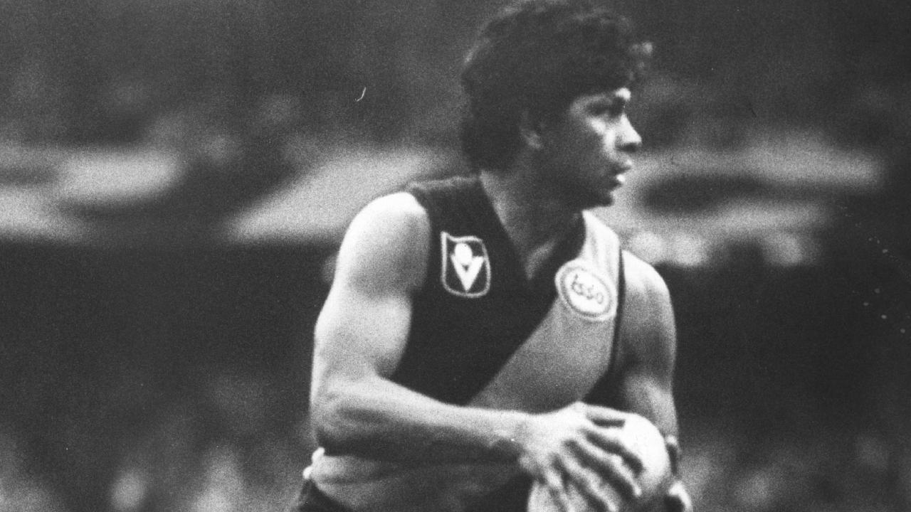 Maurice Rioli's son could follow in the footsteps of the Richmond champion.