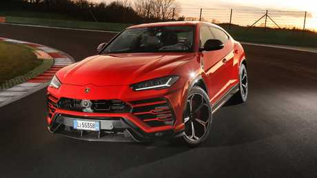 Lamborghini launched its first-ever SUV earlier this year.