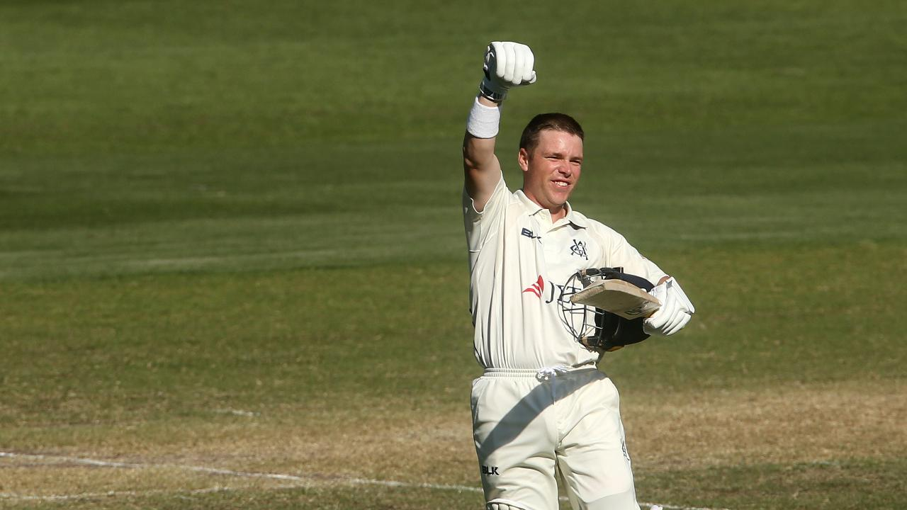 Marcus Harris is firmly in the mix for a Test call-up this summer. Picture: AAP