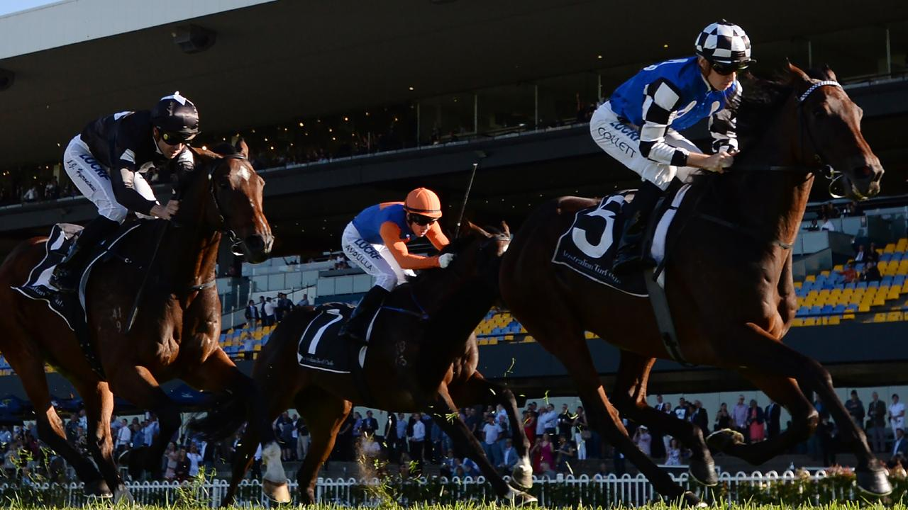 Our Century will return in the November Topaz at Rosehill Gardens. Picture: AAP