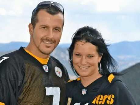 Chris Watts' mother wants him to take back his plea deal, believing he is innocent. Picture: Supplied
