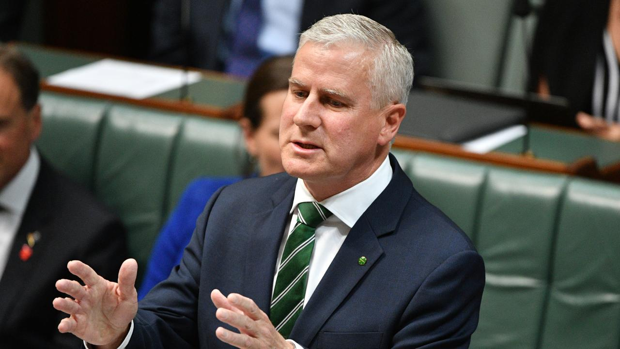 Deputy Prime Minister Michael McCormack. (AAP Image/Mick Tsikas)