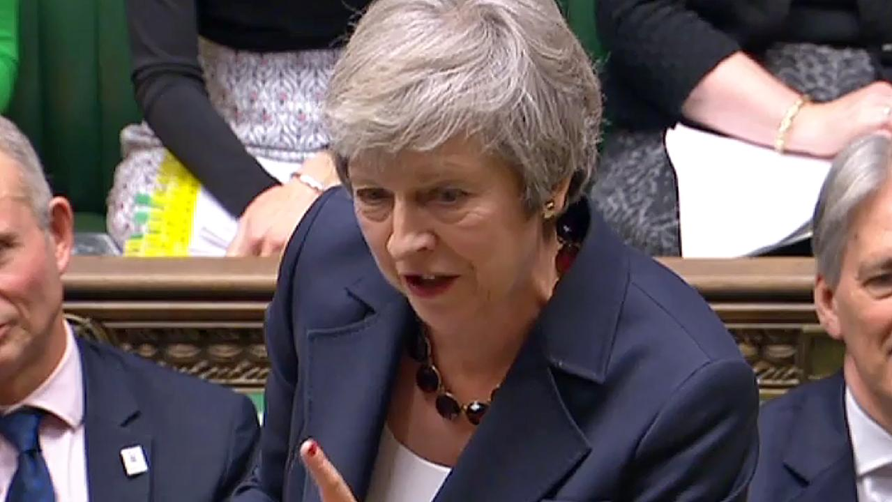 Theresa May is in the fight of her political life as she battles to get her Brexit plan approved by her Cabinet and then parliament.