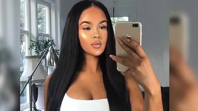 Swedish model accused of 'posing as black'