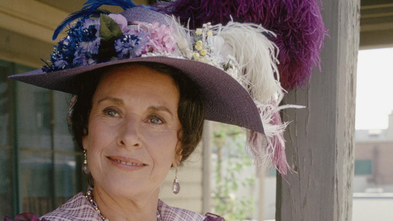 katherine MacGregor as Harriet Oleson in Little House on the Prairie. Picture: NBC/NBCU Photo Bank via Getty Images