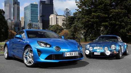 Renault has resurrected the Alpine sports car brand.