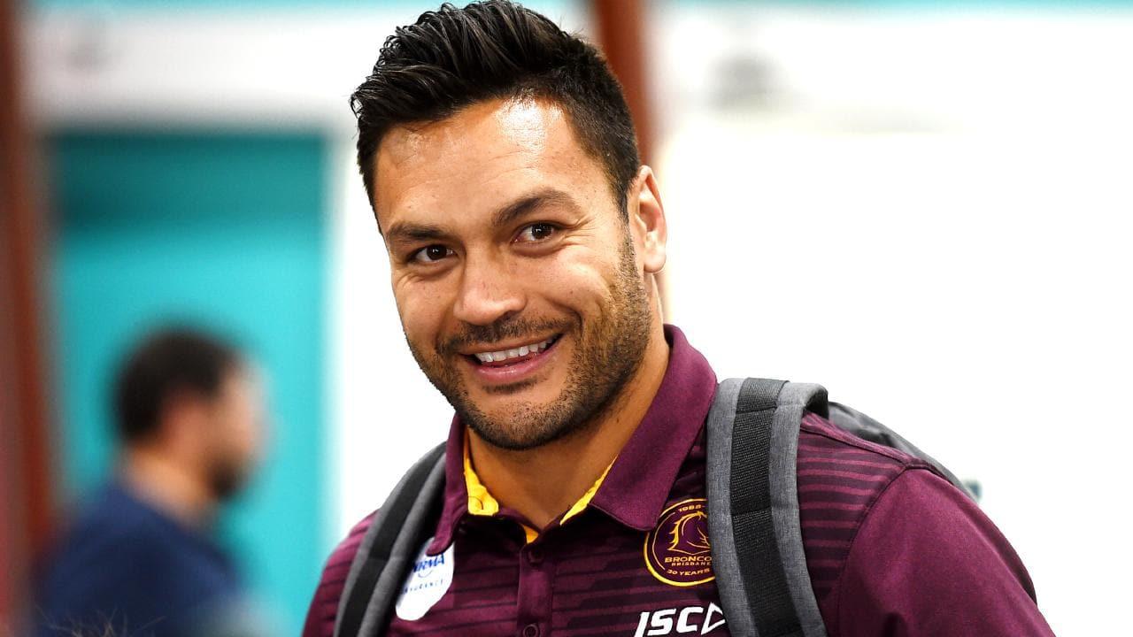 Glenn looks set to head home to the Gold Coast. (Alix Sweeney)