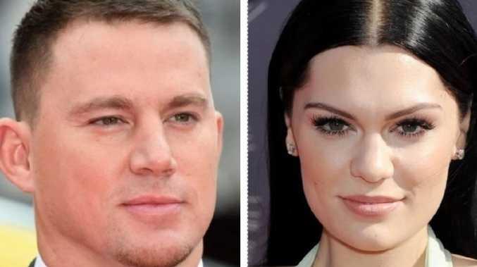 Channing Tatum is dating singer Jessie J.