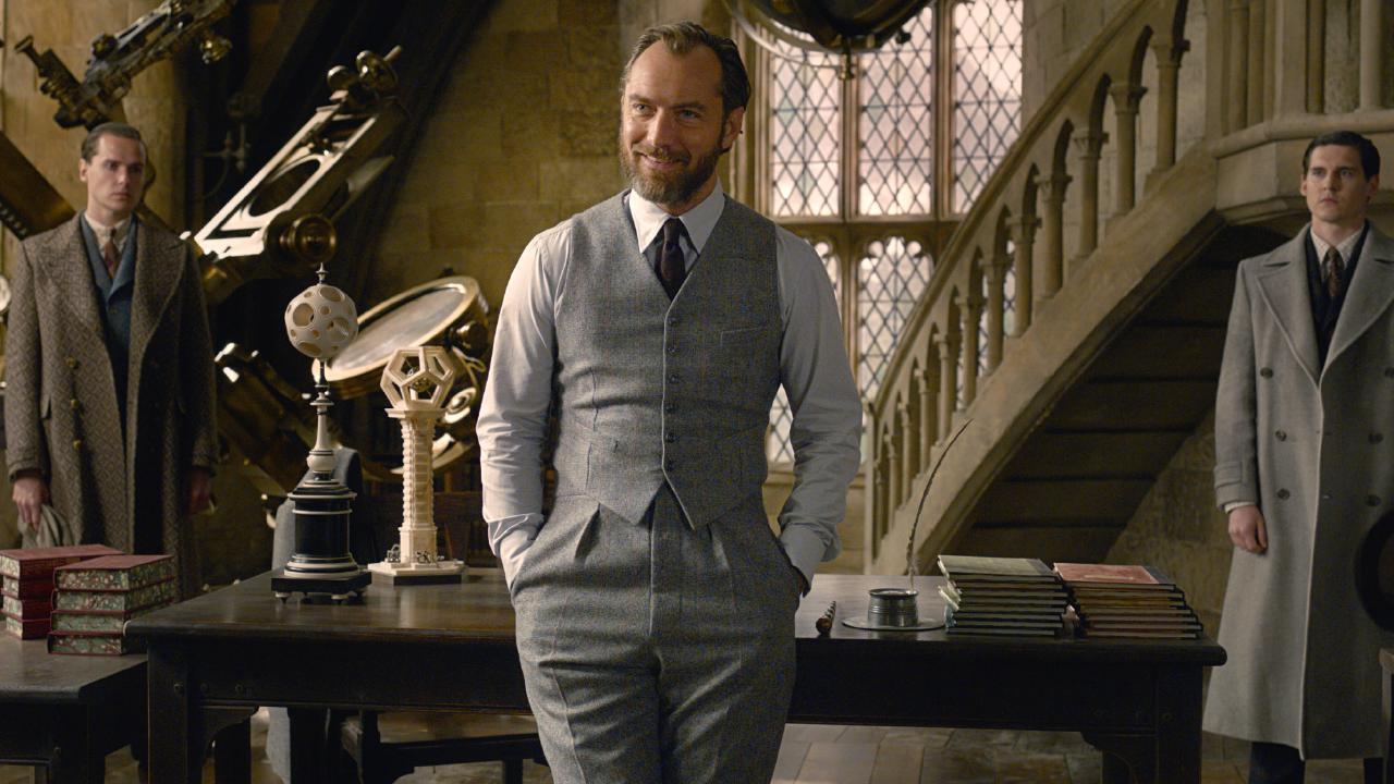 Yumbledore, indeed (Warner Bros. Pictures via AP)
