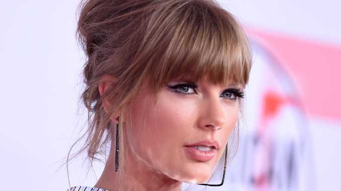 Taylor Swift. Picture: AFP