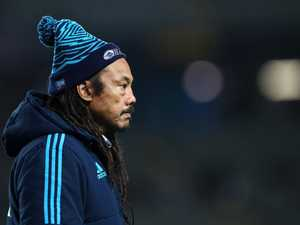 Shake-up: Umaga demoted as Blues Super Rugby coach