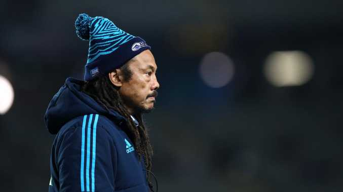 Tana Umaga has signed a two-year deal as an assistant coach.