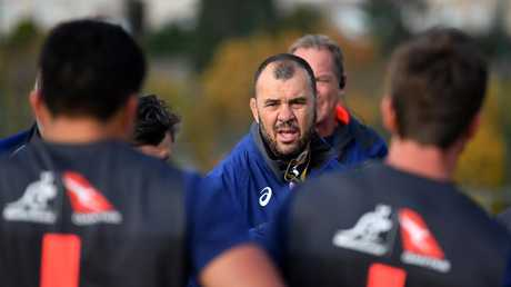Michael Cheika will be desperate to finish the tour on a high.