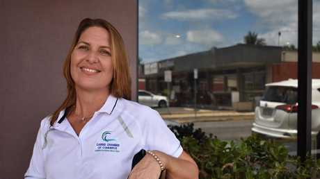 Cairns Chamber of Commerce chief executive officer Debbie-Anne Bender.