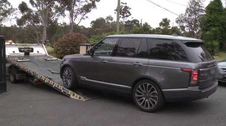 More than $8 million in jewellery, vehicles and properties have been seized. Pictures: AFP