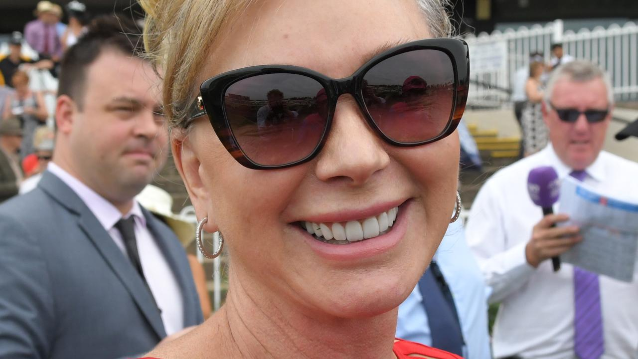 Trainer Kim Waugh could target the Provincial Championships with Newsfan in the autumn. Picture: AAP